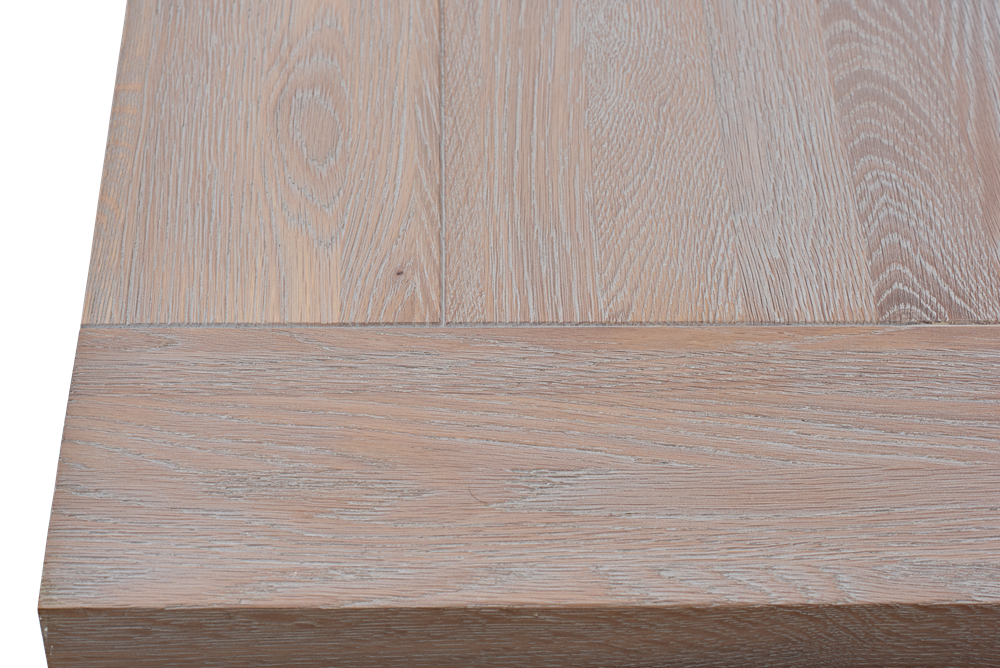 Balmoral 320 Rectangular Table_Seasoned Oak_Detail 7
