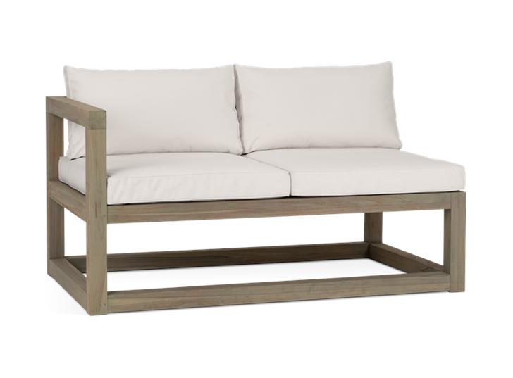 Pembrey NT Modular Left Arm Sofa- three quarters