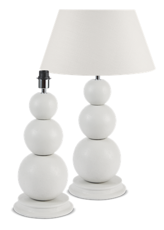 Bloomsbury Medium Lamp & Shade