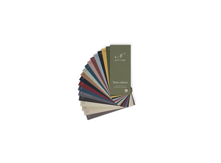 Seasonal Paint colour card 2