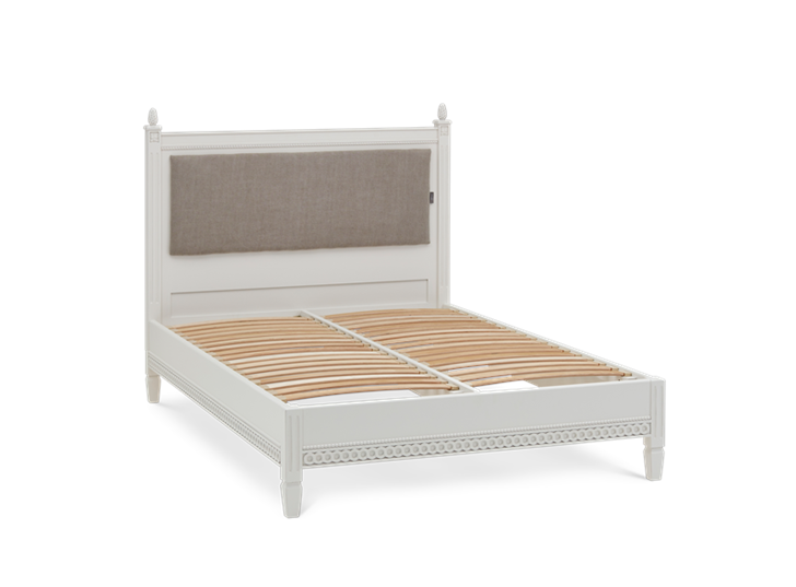2505 Larsson Double Chloe Trellis Bed Base Only 3Q
