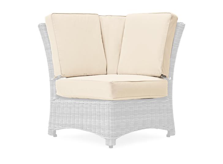 Compton corner section cushion