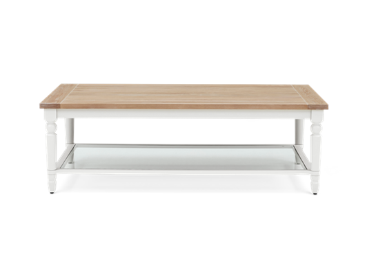 Suffolk Coffee Table_Front