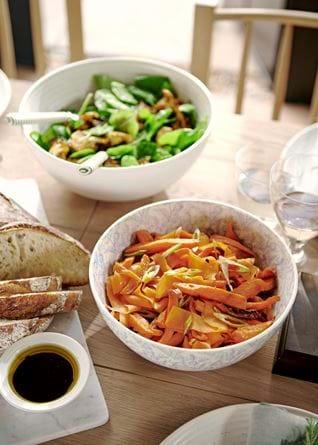 Easter menu salads