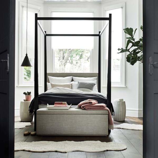 Modern Solid Oak Bedroom Furniture Designed By Neptune Neptune