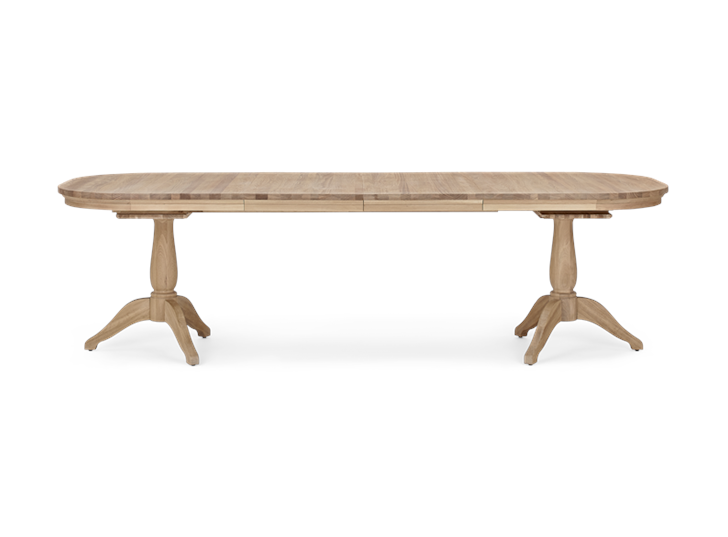 Henley 170-270 Extending Table_Oak_FrontExtended 2