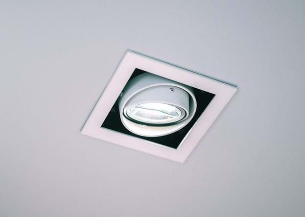 Coates Recessed AR50 Ceiling Lighting Single
