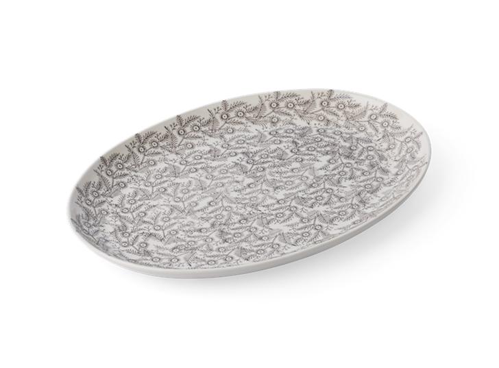 Olney serving platter, Large, Walnut, 45 _