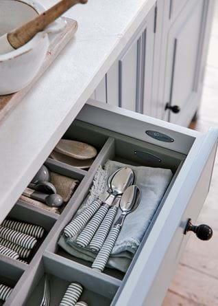 Chichester Kitchen_Flax Blue_Detail