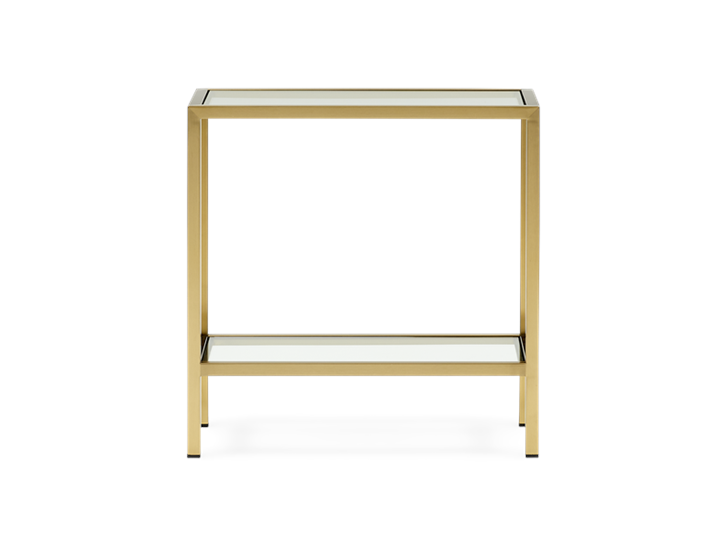 Keswick Rectangular Side Table_Front