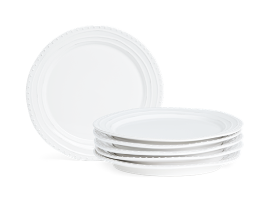Bowsley Dinner Plate Set of 6_Stack