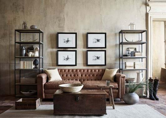 Lottie sofa 027 with rug