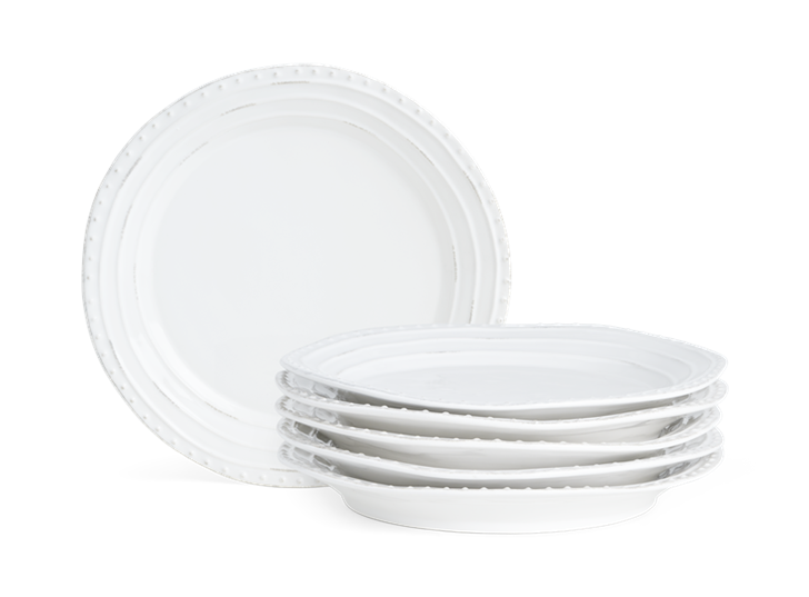Bowsley Dessert Plate Set of 6_Stack