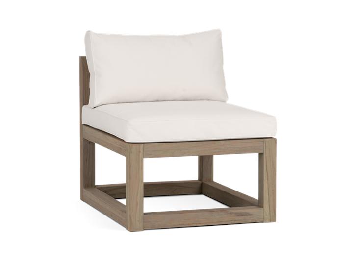 Pembrey NT Modular Mid-Section Sofa - three qurters