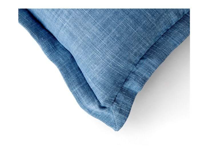 Beatrix 35x55cm, Harry flax blue_corner