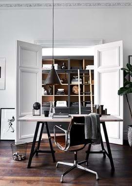 Hebden Chawton study desk accessories