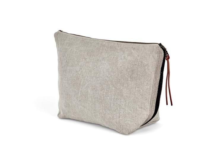 Bella linen cosmetic bag_3quarter