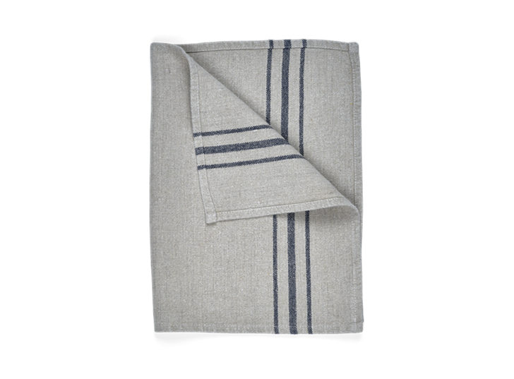 Ellis Stripe Placemats Set of 6_Top Folded