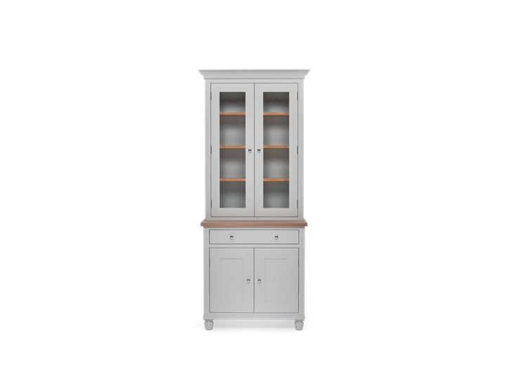 Suffolk 3ft Contemporary Dresser Silver Birch Front Closed ┬® Robert Smith 2020