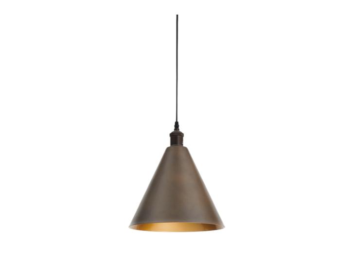 Keats_Conical Pendant_Bronze_1