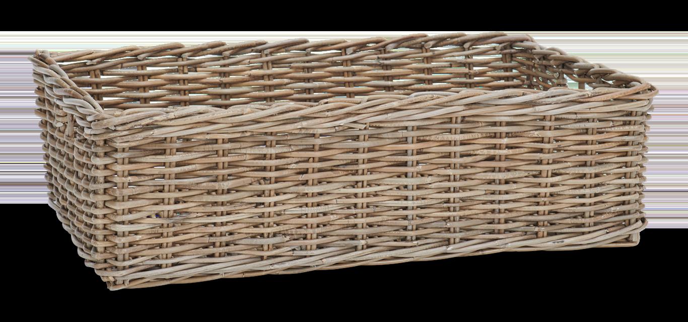 Somerton large Rectangular Bathroom Basket