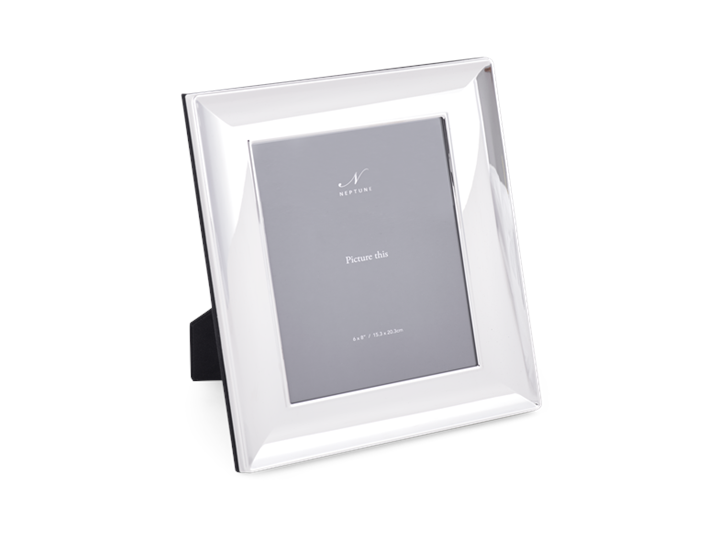 Porter 6x8 Silver Plated Photo Frame 2