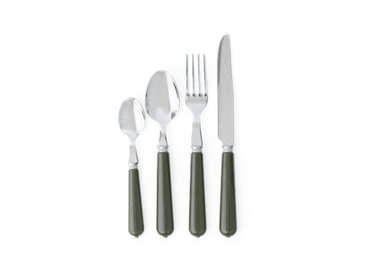 Handsworth cutlery Olive front
