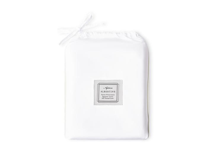 Albertine Pillowcase Lily Square_Front