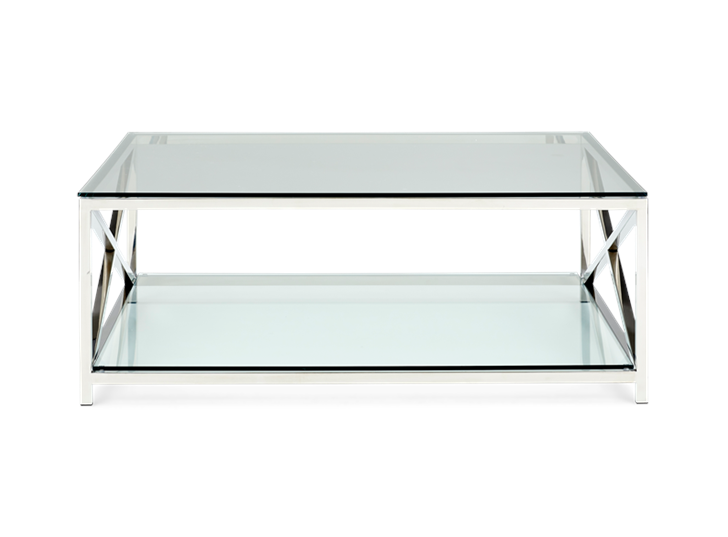Manhattan Coffee Table Square_Front