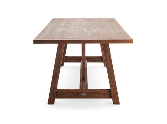 Arundel_245 Table_Darkened Oak_Side