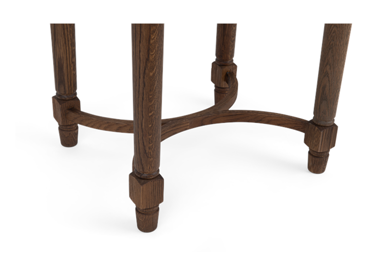 Blenheim tall side table, 43, detail copy