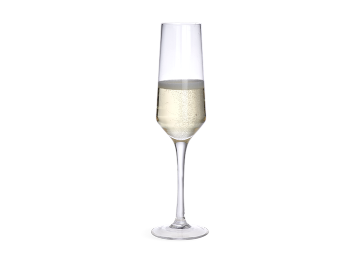 Hoxton Champagne Flutes, Set of 6 Wine