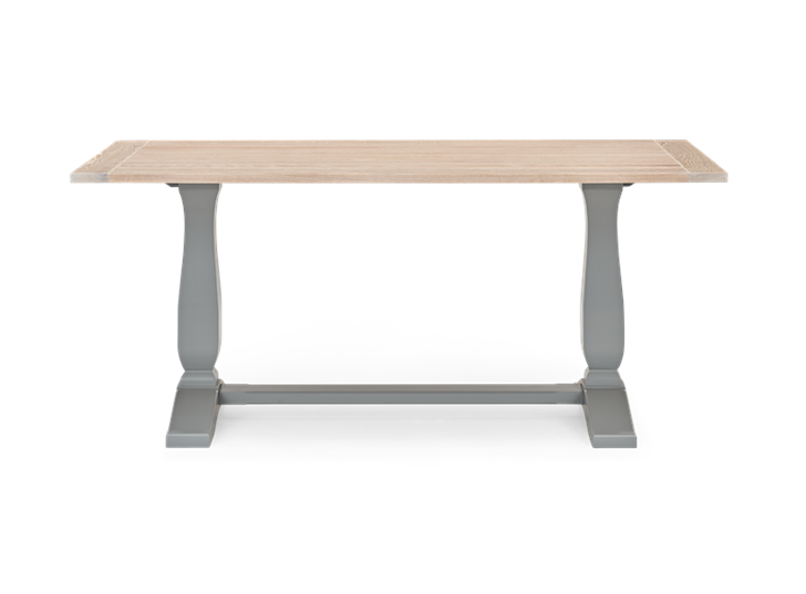 Harrogate 170 Rectangular Table_Fog_Front