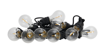 Rosewood Festoon Lights Extension Kit, 5m