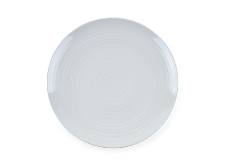 Lewes Serving Platter Grey_Top