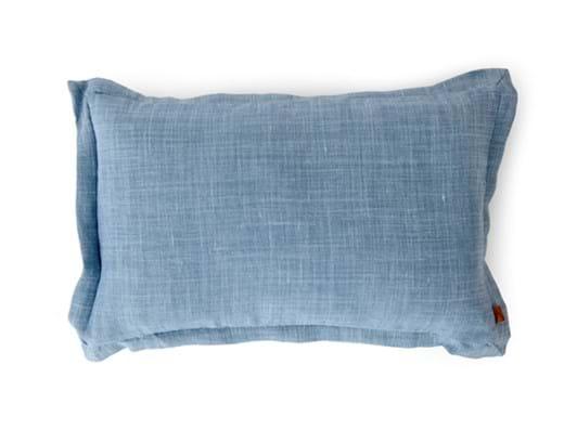 Beatrix 35x55cm, Harry flax blue_top