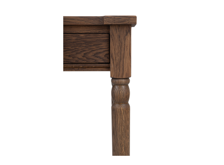 Blenheim tall side table, 43, detail.-3 copy