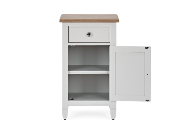 Chichester_Bedside_Right_Cabinet_Opened_Front