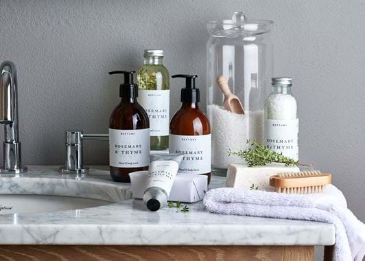Rosemary & Thyme collection