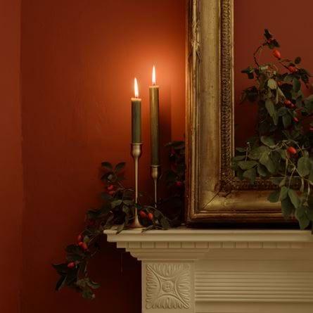 Heddon candlesticks