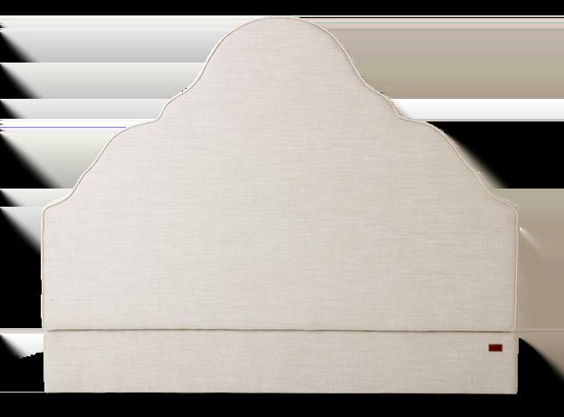 Clemmie headboard super king_front
