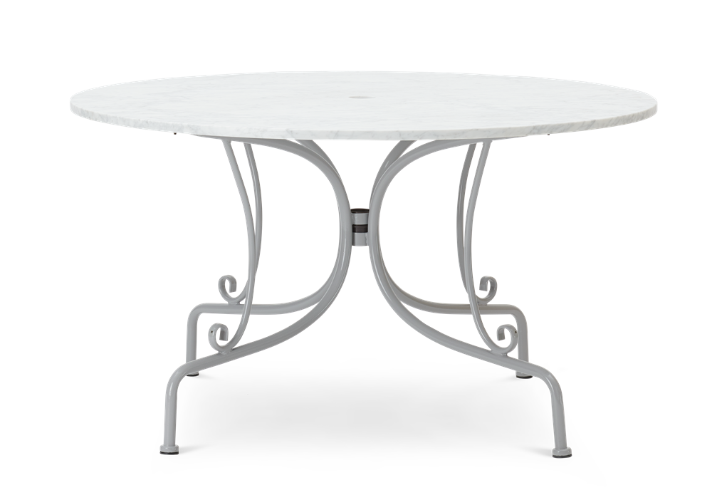 Boscombe 130 Table Cobble and Marble_Garden Furniture