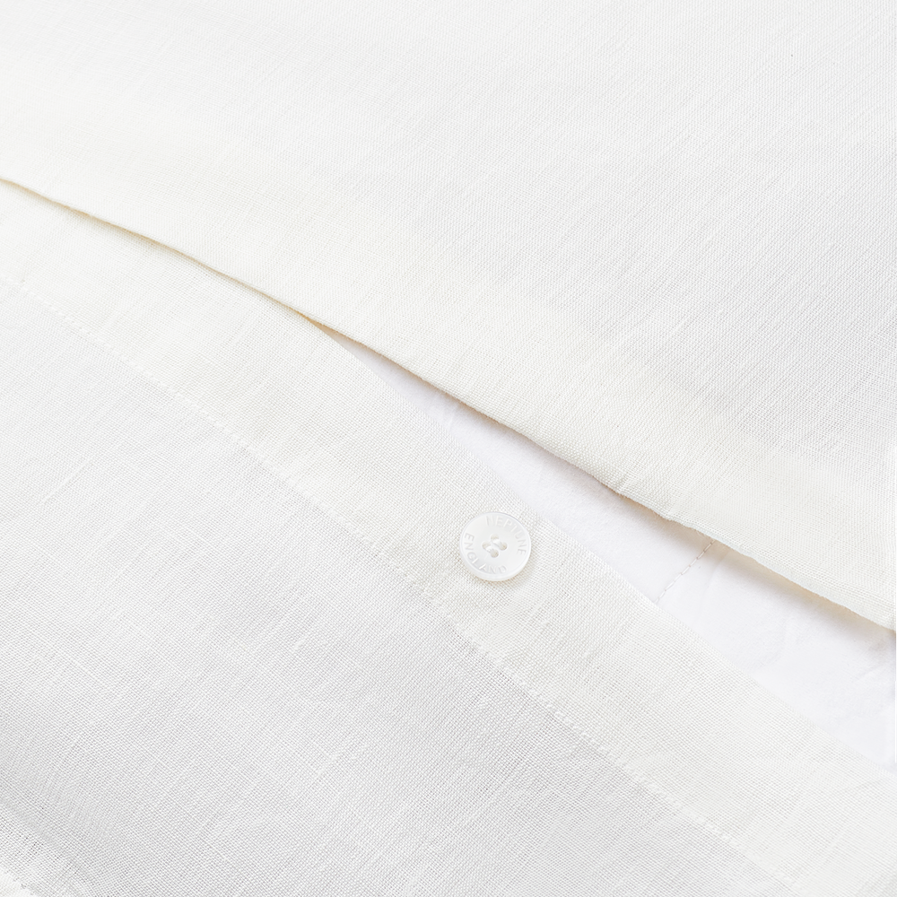 Edith Duvet Cover_Button Fastening Detail