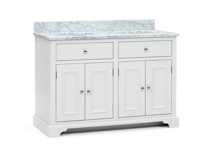 Chichester 1240 Undermount D-Door Washstand Only-Shell-Shell 3Q