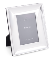 Porter Silver Plated Photo Frame