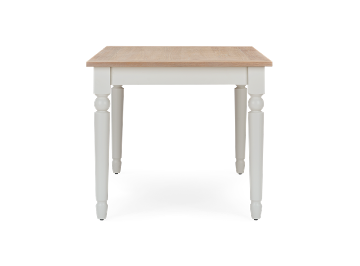 Suffolk 150 Rectangular Table_Silver Birch_Side