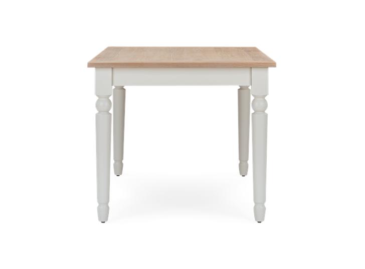 Suffolk 150 Rectangular Table_Silver Birch_Side