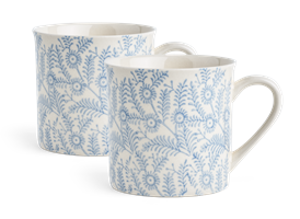 Olney Mug, Set of 2