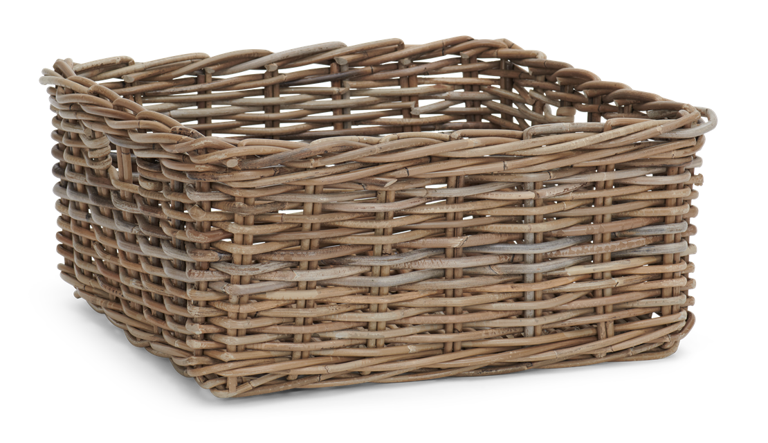 Somerton medium Rectangular Bathroom Basket