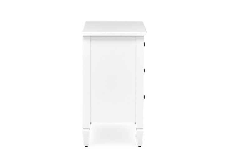 Larsson low chest of drawers side]